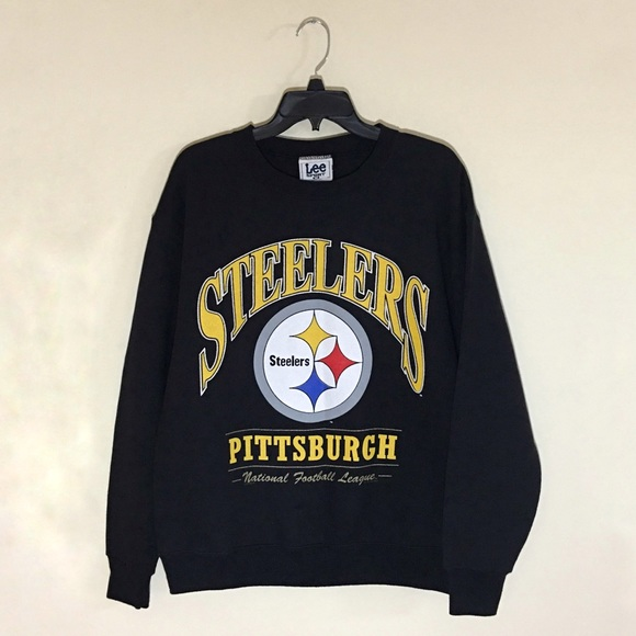 new styles 5e2d8 2fc76 Vintage Lee Sport Pittsburgh Steelers sweatshirt